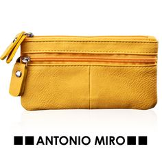 Monedero de Antonio Miro