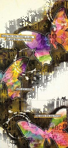 Another Nika Rouss - Butterflies...