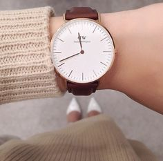 Daniel Wellington. Neutral elegance. Available at www.danielwellington.com. #danielwellington #fashioninspo #prepster
