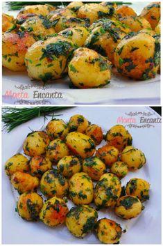 Batata Sauté simples de fazer e deliciosa! - Monta Encanta