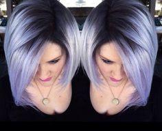 Brittnie Garcia's Rooty Icy Lavender