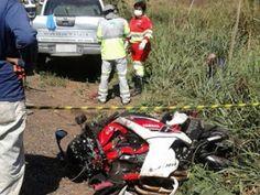 Acidente envolvendo carreta, caminhonete e moto deixa um morto na BR-364