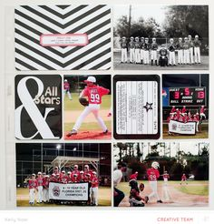 Project Life - All Stars Insert *PL Kit only* by Kelly Noel at @studio_calico