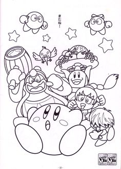 Nintendo Coloring Pages | Coloring Book | Pinterest | Nintendo ...
