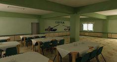 Army Camp - Restaurant