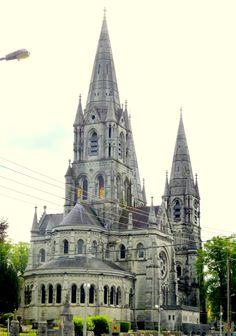 Saint Fin Barre's Cathedral is a #cathedral of the Church of Ireland in #Cork city, #Ireland.