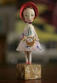 red hat by Elya Yalonetski ARTE24.EU, via Flickr