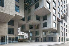 DNB Bank Headquarters / MVRDV