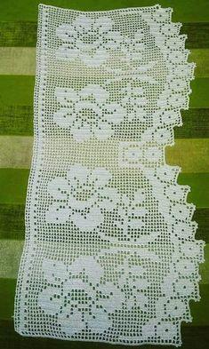 Free Crochet Doily Patterns, Crochet Doilies, Crochet Lace, Knitting Patterns, Silk Ribbon Embroidery, Embroidery Patterns, Cable Knitting, Crochet Kitchen, Hand Applique