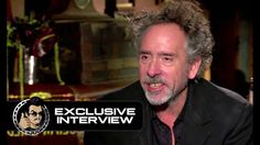 "nice Watch Tim Burton Exclusive INTERVIEW for ""Miss Peregrine's Home for Peculiar Children"" (JoBlo.com)"