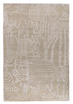 The Rug Company has teamed up with Spanish artist-designer Jaime Hayon...