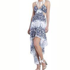 Selling this New Bcbg maxazria dress Sz s ALYCE HI LO in my Poshmark closet! My username is: krobbins124. #shopmycloset #poshmark #fashion #shopping #style #forsale #BCBGMaxAzria #Dresses