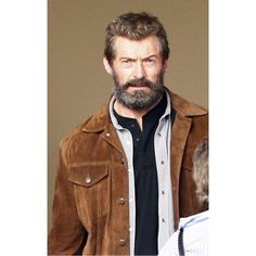 "The Tremendous Jacket is worn by your favorite actor Hugh Jackman who played a role of Wolverine in the Hollywood movie ""Logan"". Shop now and add new attire in your fashion."