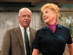 Famous for being the best friends of Lucy and Ricky Ricardo, Ethyl (Vivian Vance) and Fred Mertz (Wi... - Shanee Edwards