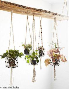 Résultats de recherche d'images pour « diy support jardiniere »