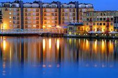 Hilton Hotel Docklands, London, UK