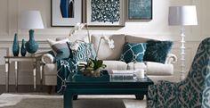 Ethan Allen Living Rooms.
