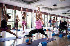 Average Yoga Teacher Salary: $62K/year