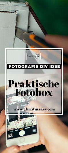 Fotografie Tipps - Low Budget DIY Fotobox mit Hintergrundsystem - Ideal für Food- und Produkt Fotos! Jetzt entdecken auf CHRISTINA KEY - dem Fotografie, Blogger Tipps, Rezepte, Mode und DIY Blog aus Berlin, Deutschland