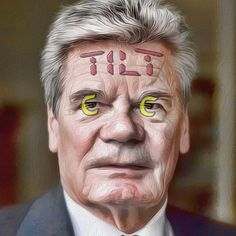 ❌❌❌ Inzwischen kann man einen sehr hohen Übereinstimmungsgrad zwischen dem amtierenden Bundespräsidenten Joachim Gauck und der ebenso noch amtierenden Bundeskanzlerin Angela Merkel wahrnehmen. Dies mag an der gemeinsamen Herkunft aus der untergegangenen DDR geschuldet sein. Der größte Teil ihrer Einigkeit besteht in der Überzeugung, dass exakt das Volk das Problem ist und gute Regierungsarbeit verhindern kann. Demzufolge muss es straff reguliert werden. ❌❌❌ #Gauck #ProblemVolk…
