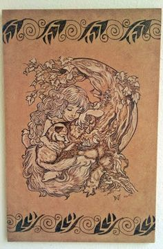 Debora J. Tozze Artes - Pirografia