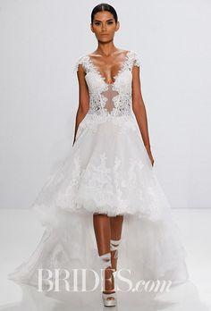 Pnina Tornai for Kleinfeld Wedding Dresses - Fall 2017 - Bridal Fashion Week | Brides