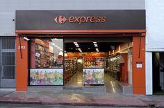 Carrefour Brasil lança formato de loja Express em SP, no Tatuapé. Unidade de 230 m² teve investimento de R$ 750 mil. #varejo #retail #store #carrefour #supermercado