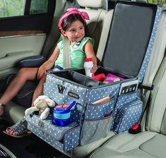 Car Seat Organizer, Car Organizers, Trash Can For Car, Baby Life Hacks, Car Essentials, Car Accessories For Girls, Road Trip With Kids, Vide Poche, Car Gadgets