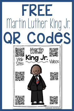 Ideas and resources to teach your elementary students about Martin Luther King, Jr. Writing A Biography, Teaching Social Studies, Teaching Tips, 2nd Grade Reading, Library Lessons, Classroom Activities, Kindergarten Classroom, King Jr, Martin Luther King