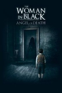 The Woman in Black: Angel of Death Directed by Tom Harper. With Helen McCrory, Jeremy Irvine, Adrian Rawlins, Ned Dennehy. Scary Movies To Watch, Best Horror Movies, Classic Horror Movies, The Woman In Black, Jeremy Irvine, Night Film, Image Film, Black Angels, Movie Covers