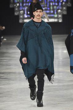 Marcelo Burlon County of Milan Fall 2016 Menswear Fashion Show