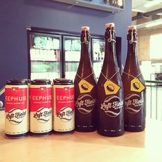 Left Field Brewery was established in Toronto in April of 2013 and brews a series of baseball-inspired, distinct and full-flavoured beers. Toronto Bars, Bar Scene, Craft Beer, Brewery, Beer Bottle, Beverages, Cocktails, Craft Cocktails, Cocktail
