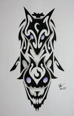Tribal Kindred by Esmeekramer