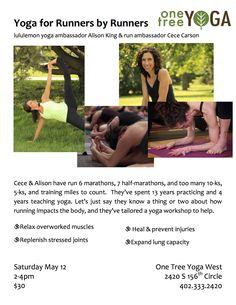 Yoga for Runners!