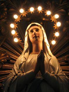 Virgin Mary the twelve stars around her head described in the revelations are the twelve zodiacs