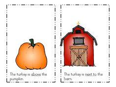 Kinder Kapers: Thanksgiving free printable