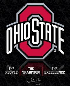 The Ohio State University Buckeyes. The season is about to begin!! Go Bucks!!!