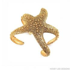 Love this cuff! I LOVE starfish accessories for summer!