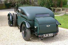 1930 Speed 6 Blue Train replica