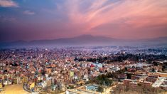 Beautiful Kathmandu City