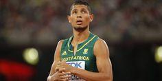 'Coloured' Wayne Van Niekerk  record breaking olympic athlete from South Africa