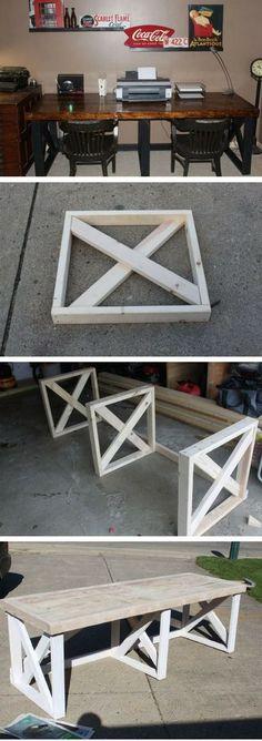22 Awesome DIY Desks You Should Build at Home