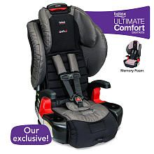 Britax Pioneer Combination Harness 2 Booster Car Seat with Ultimate ...
