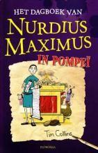 Het dagboek van Nurdius Maximus in Pompeï - Tim Collins