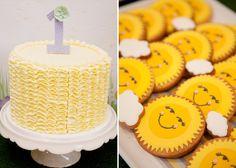 Sunshine Guest Dessert Feature | Amy Atlas Events
