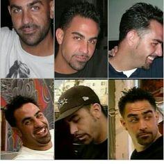 Chris Nunez, Miami Ink, Ink Master, Moustaches, Mustache, Moustache