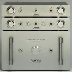 Sugden Audio Masterclass