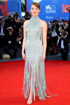 The Best-Dressed Stars at the 2016 Venice Film Festival