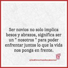 Asi es! #indirectas #amor #frases #frasesdeamor #frasesdodia
