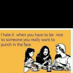 I feel this way pretty often!!!